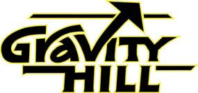 Gravity Hill Side Decal