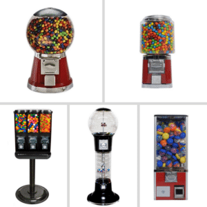 gumball depot vending machines