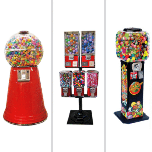 gumball depot large vending machines