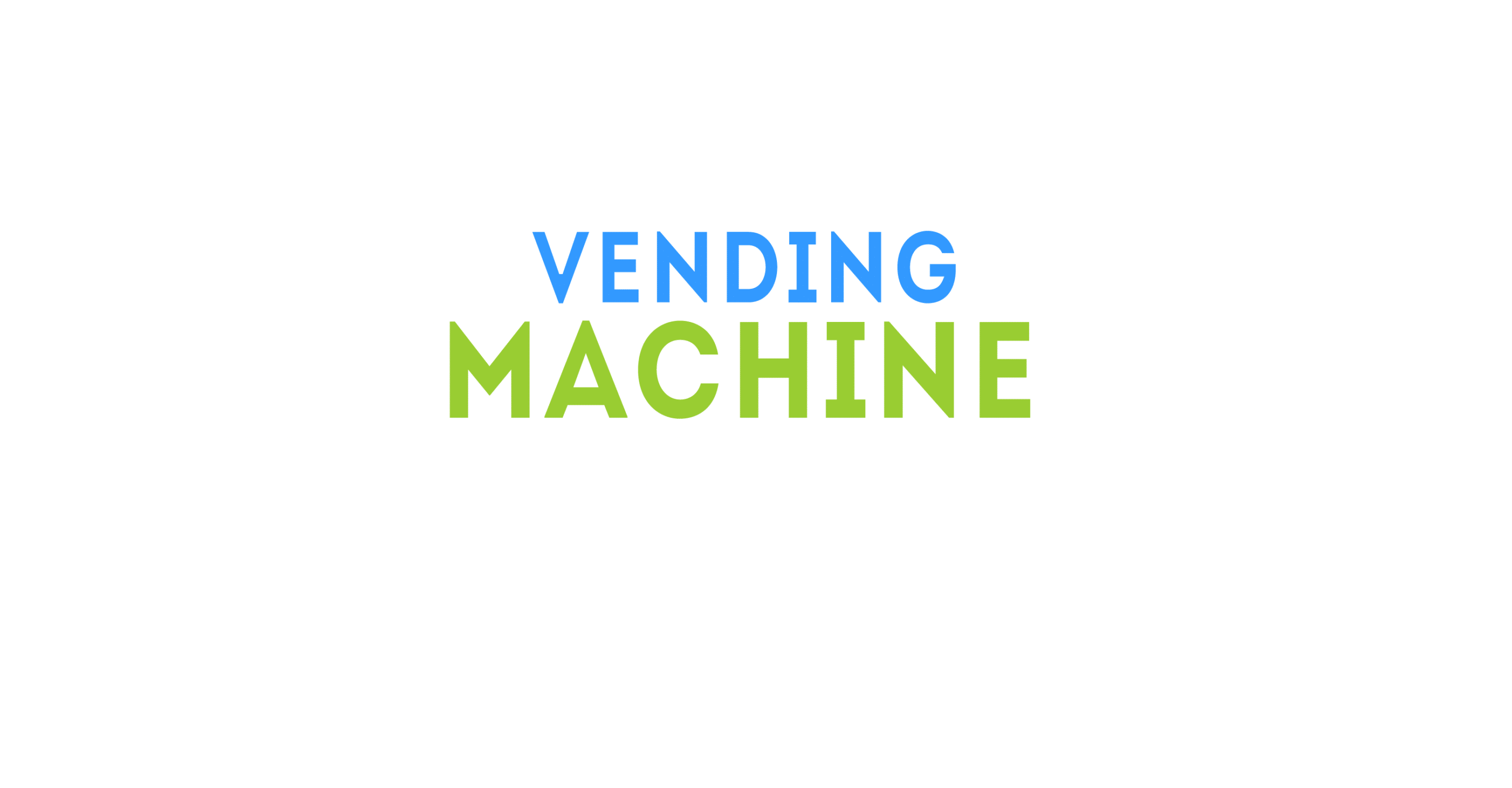 Vending Machine Factory