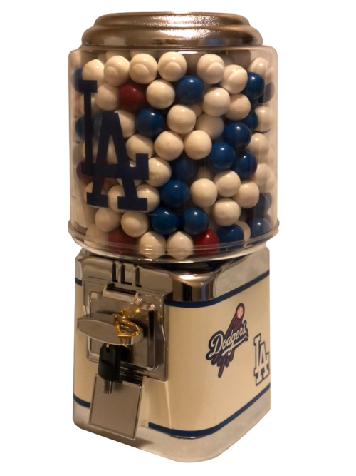 MLB Custom Vending Machine