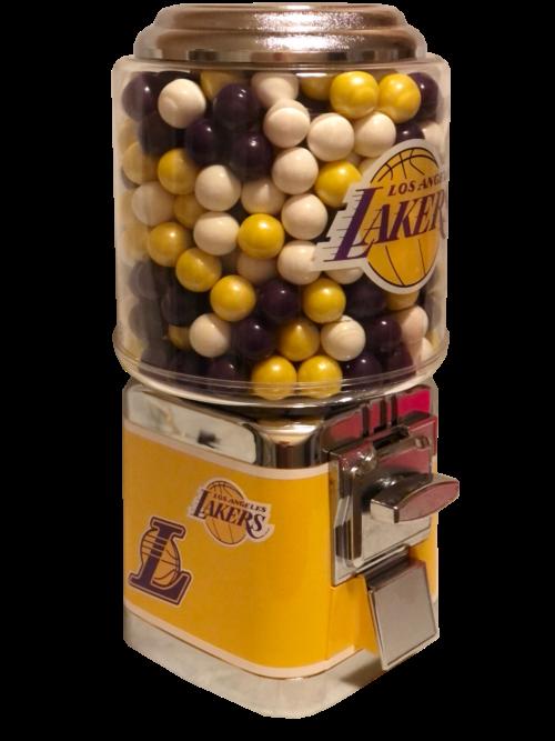 NBA Custom Vending Machine