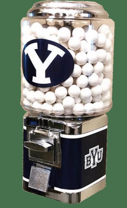 NCAA Custom Vending Machine