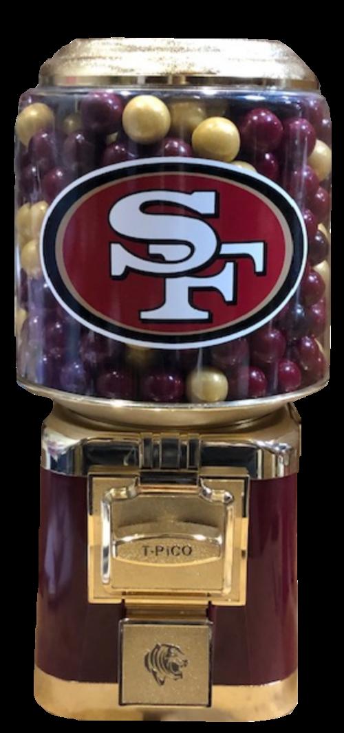 NFL Custom Vending Machine