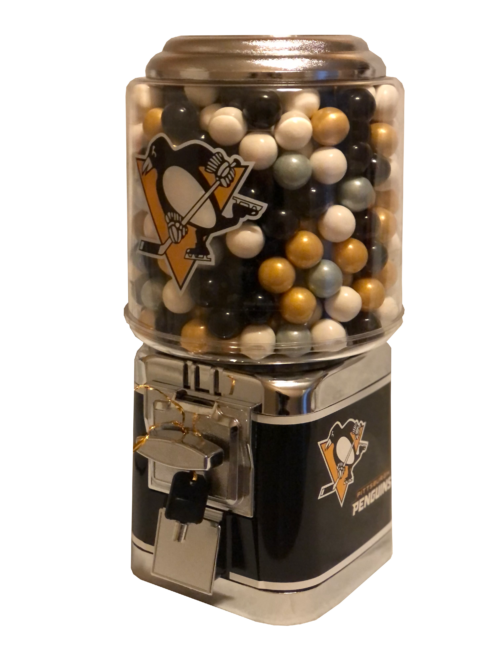 NHL Custom Vending Machine